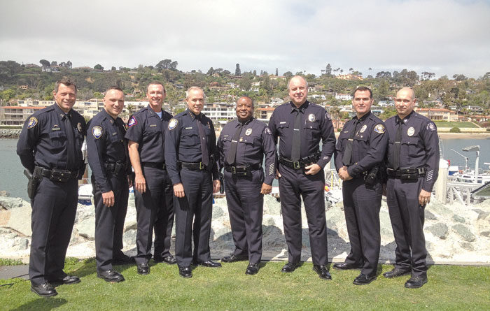 SD Harbor and L.A. Port Police Partner on Training