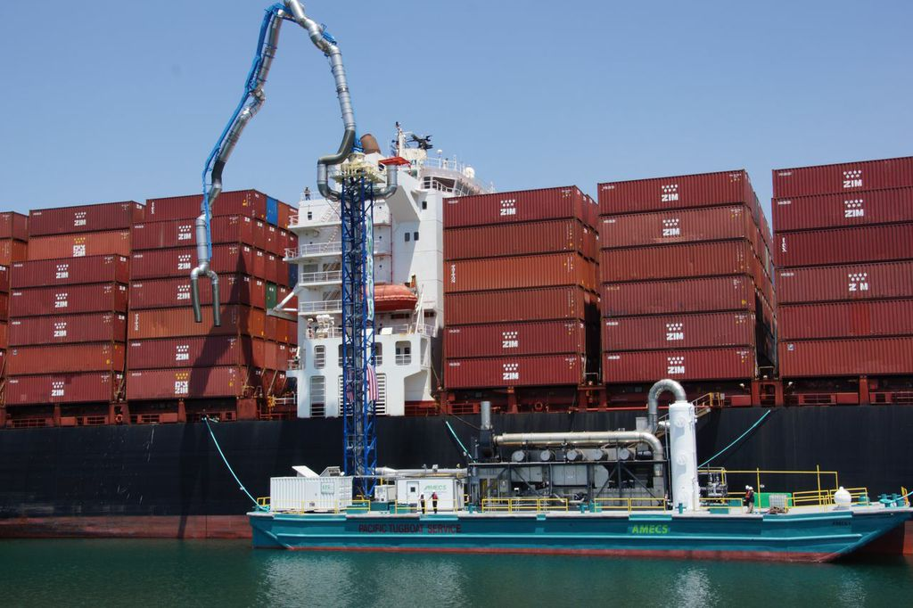 Ports of Long Beach, Los Angeles testing prototype to reduce emissions