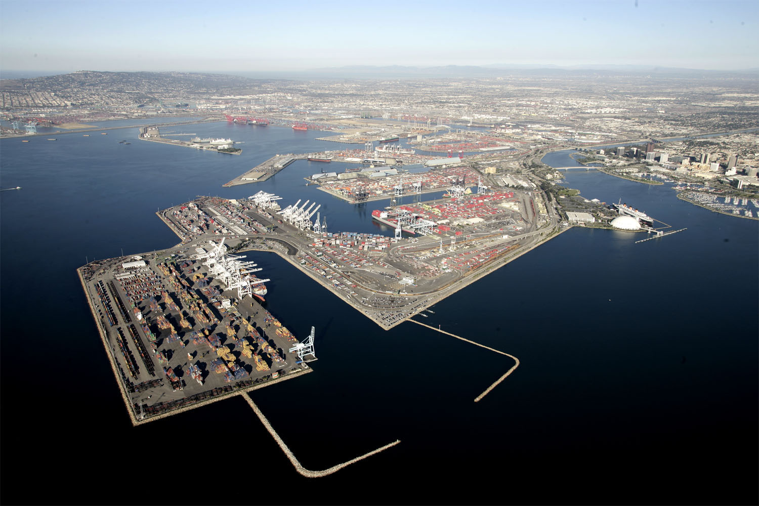 2020 Committee's merger proposal turned away by Port of Long Beach