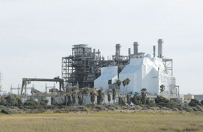 Chula Vista Power Plant to Implode Feb. 2