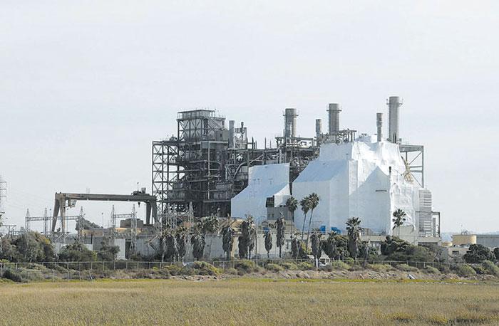 Chula Vista Power Plant to Implode Feb. 2