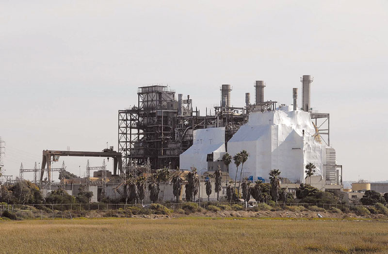 Chula Vista Power Plant Demolition Plan Approved