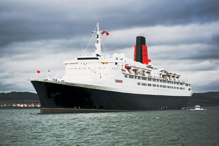 Like Queen Mary, QE2 Will Become Hotel -- in Dubai