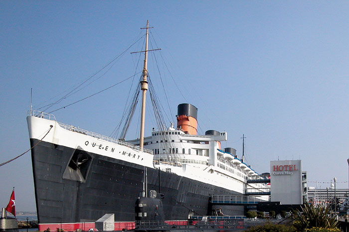 Queen Mary to Celebrate New Year's Eve 'Voyage'