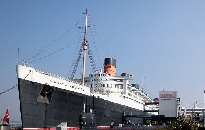Join Queen Mary's New Year's Eve Celebration