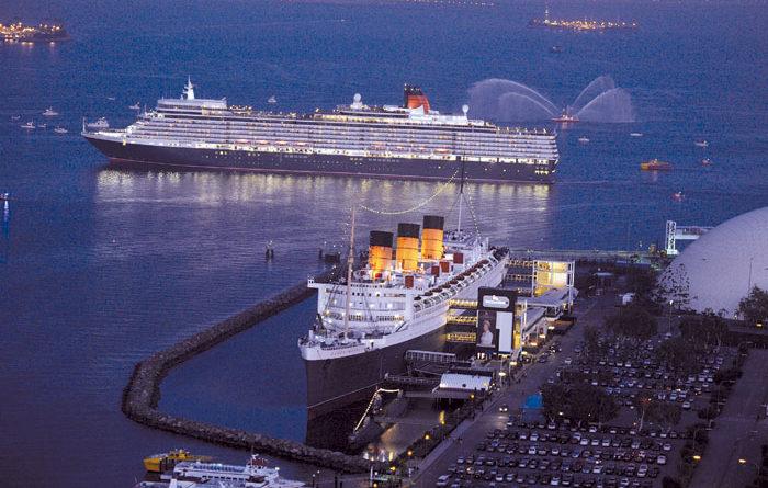 Long Beach Harbor Hosts Meeting of the Queens