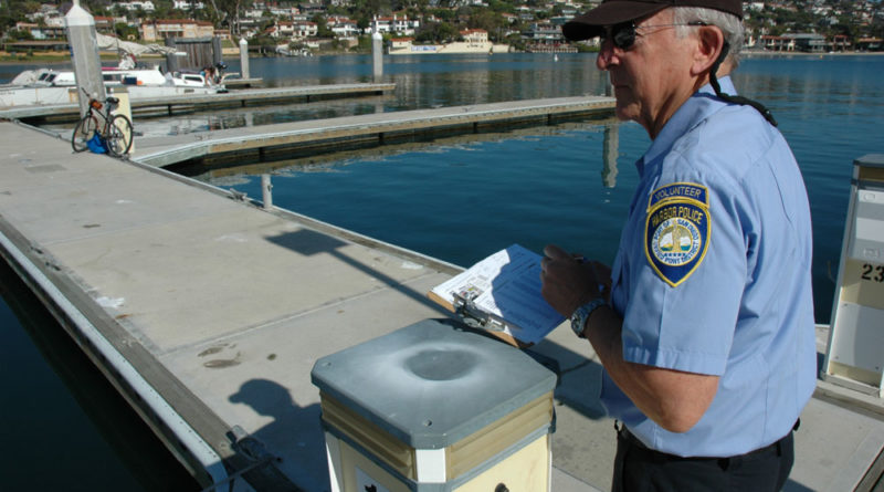 San Diego Harbor Police plug in iWatch program to thwart marine-related crime