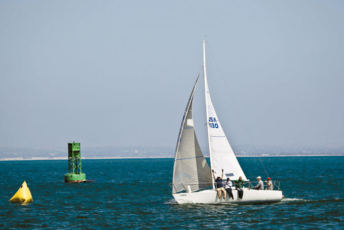 Chula Vista YC to Host Race Your Home