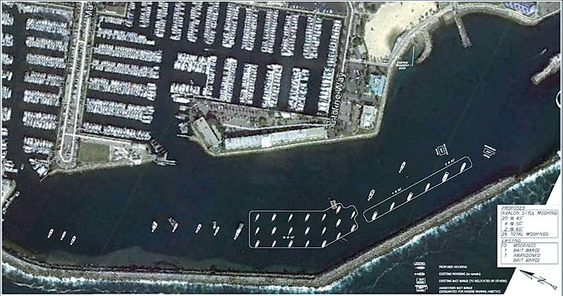 King Harbor Guest Moorings Approved