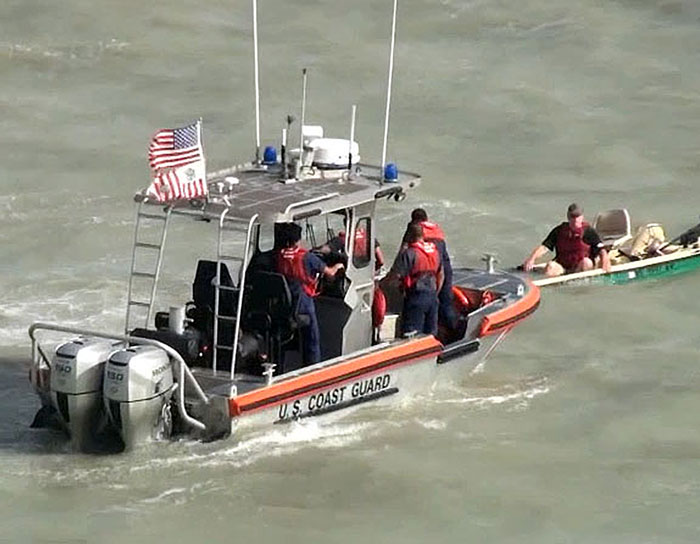 Court Rules USCG Not Required to Rescue Boaters