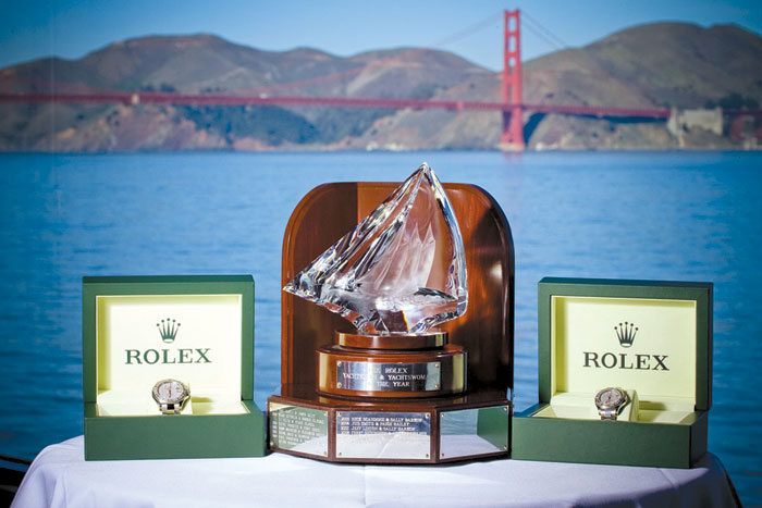 Yachtsman/Yachtswoman of the Year Nominations Sought