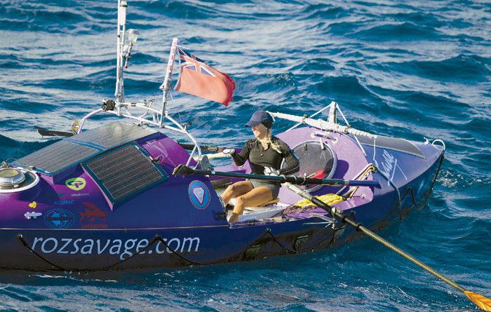 See Three-Ocean Rower at ExplorOcean, April 4
