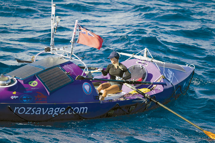 See Three-Ocean Rower at ExplorOcean, April 4