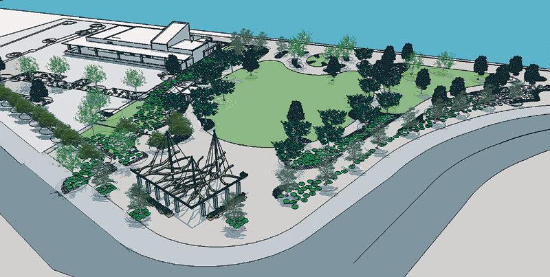 San Diego Bay's Ruocco Park Project Moves Forward