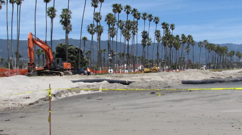 Sand replenishment an ongoing effort in Southern California harbors