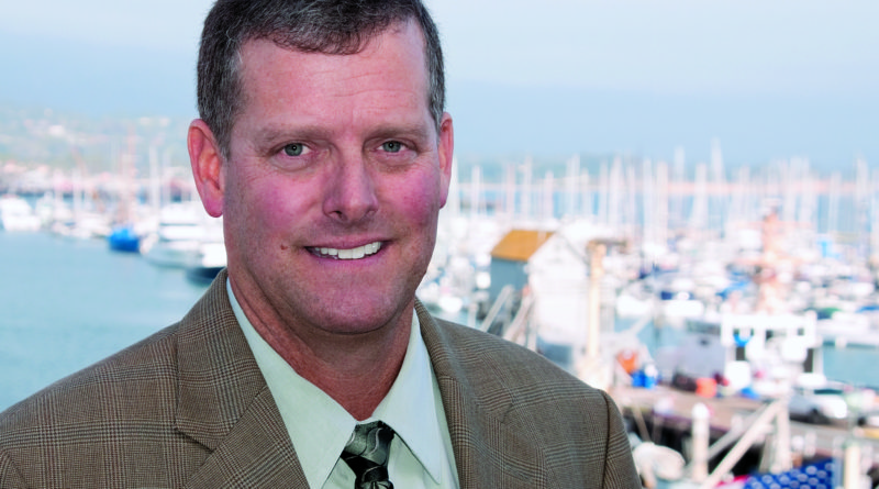 Santa Barbara City Council Names Scott Riedman as Waterfront Director