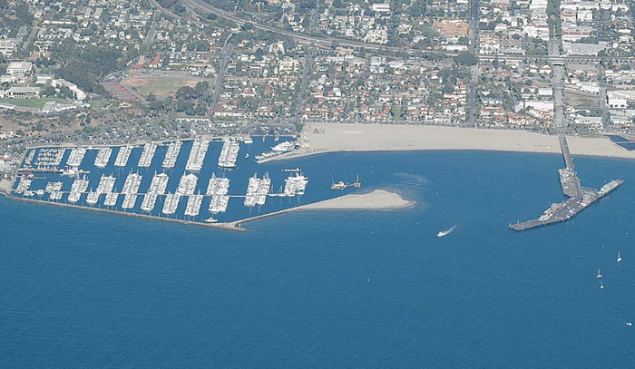 Santa Barbara Marina One Rebuild Enters Phase 4