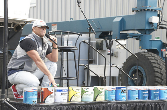 San Diego boaters find eco-friendly resources at annual Hull Paint Expo