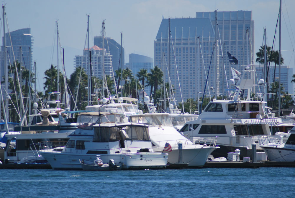 San Diego Harbor Police officially host first iWatch meeting