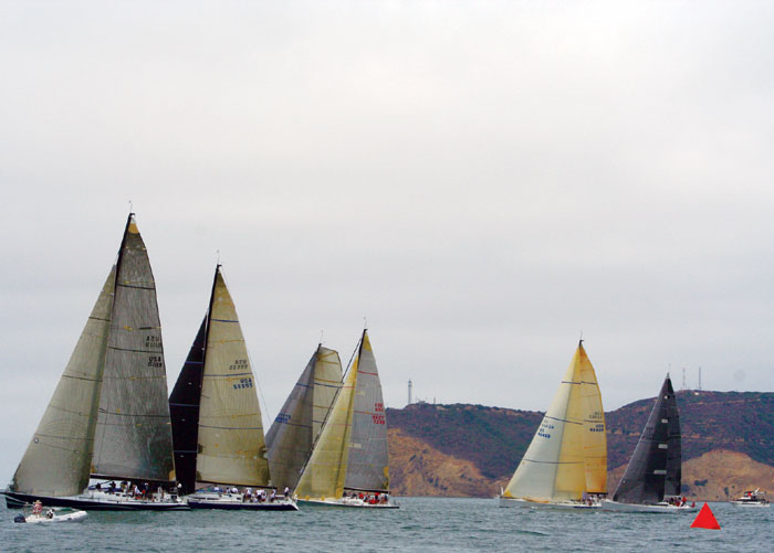 50th San Diego-to-Ensenada Race Starts Oct. 4