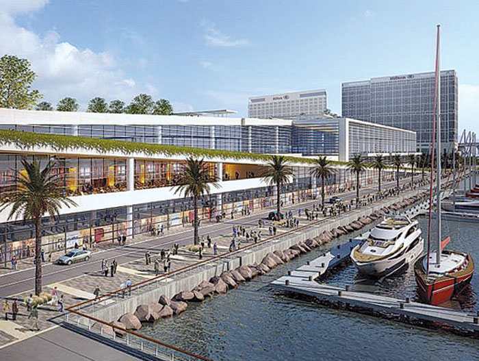 $520M Expansion Set for SD Convention Center