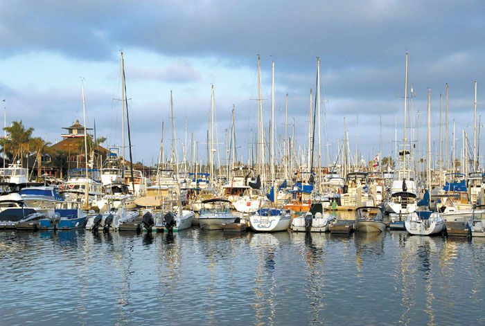 Shelter Island Yacht Basin: Reducing Copper Levels