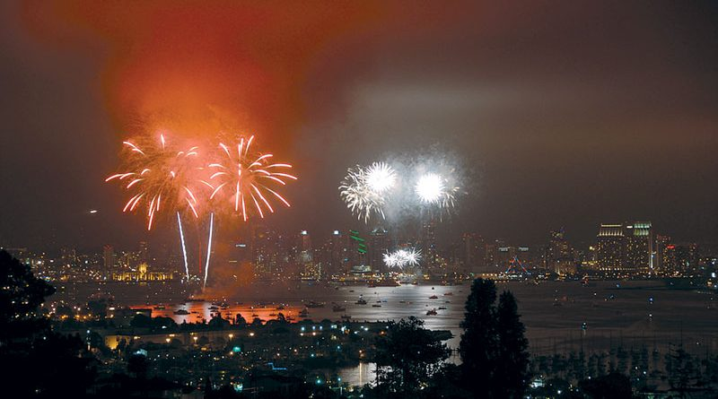 Port of SD Won't Take on Fireworks Permit Duties