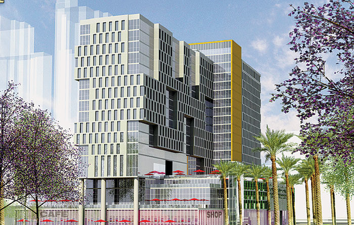 Waterfront Hotel Planned for San Diego Bay