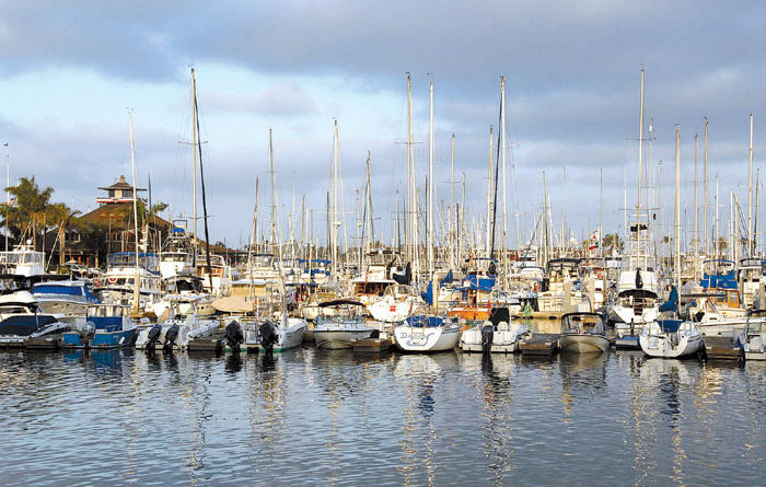 Port of SD Tenants Choosing Copper-Free Hull Paints