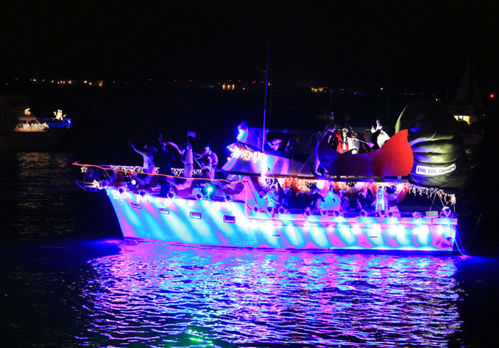 SD Boat Parade Decorating Seminar Set