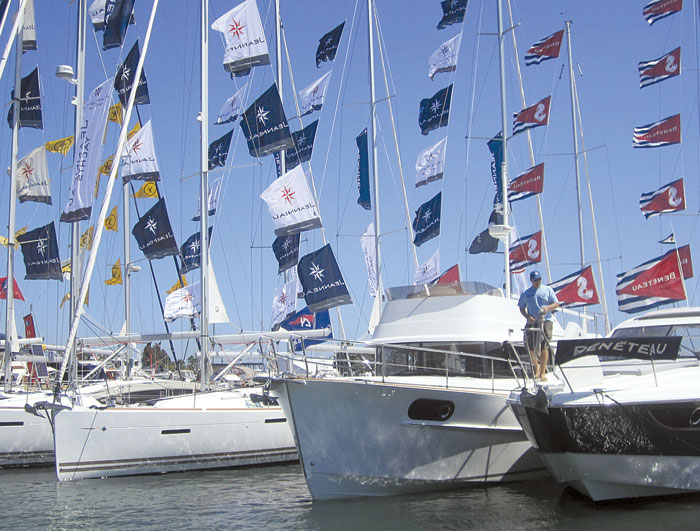 San Diego International Boat Show Opens June 20