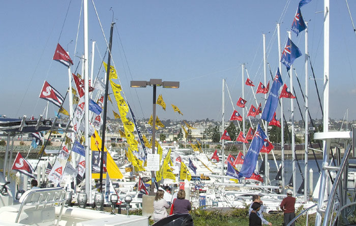 San Diego Sunroad Boat Show Set for Jan. 24-27
