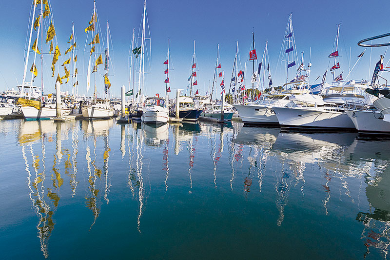 San Diego Sunroad Boat Show Opens Jan. 26