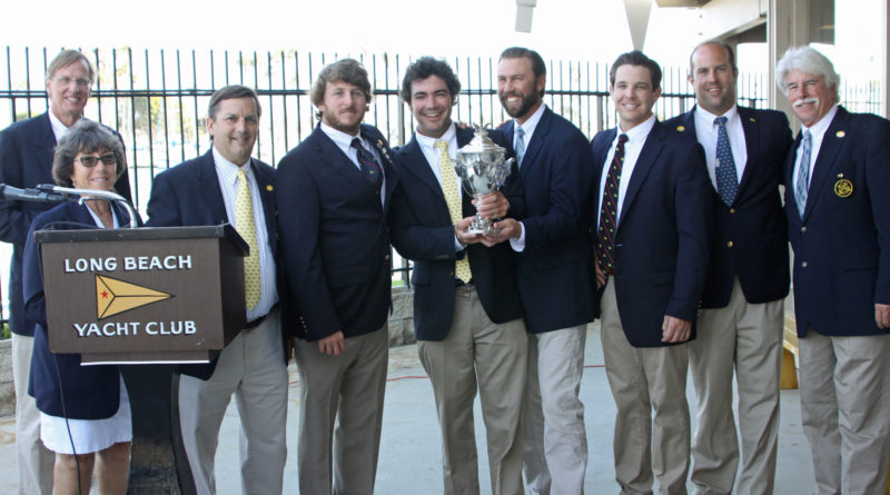 LBYC's Dustin Durant wins SF Perpetual Challenge Cup