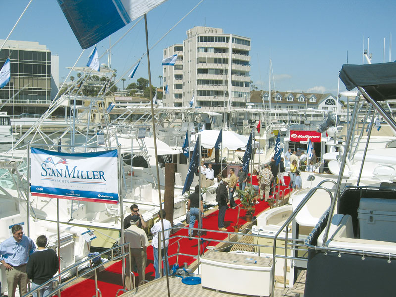 Stan Miller Yachts Becomes California's Viking Dealer