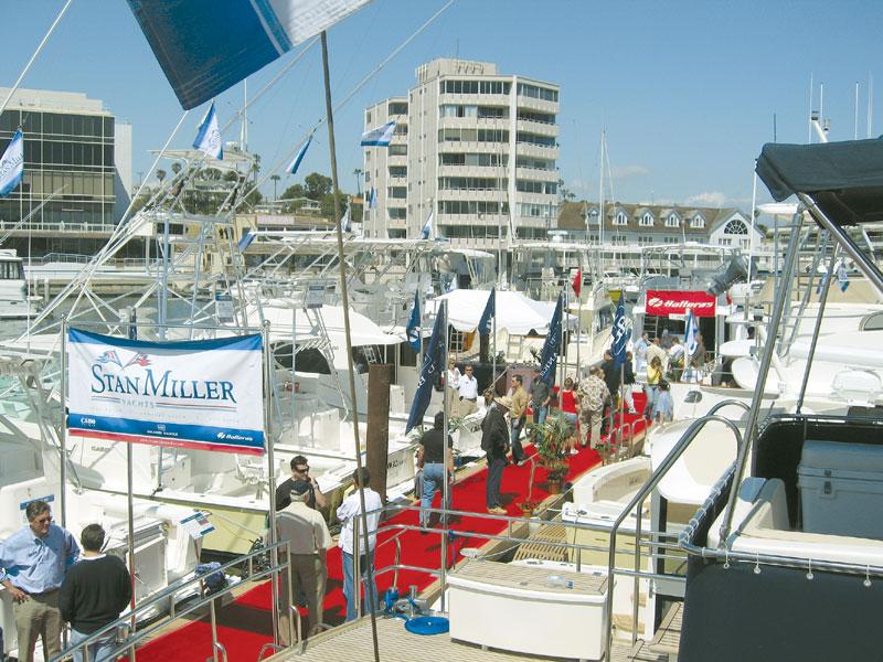 Stan Miller Yachts Becomes California's Viking Dealer
