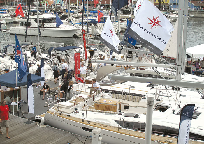 Strictly Sail Long Beach Opens Oct. 24