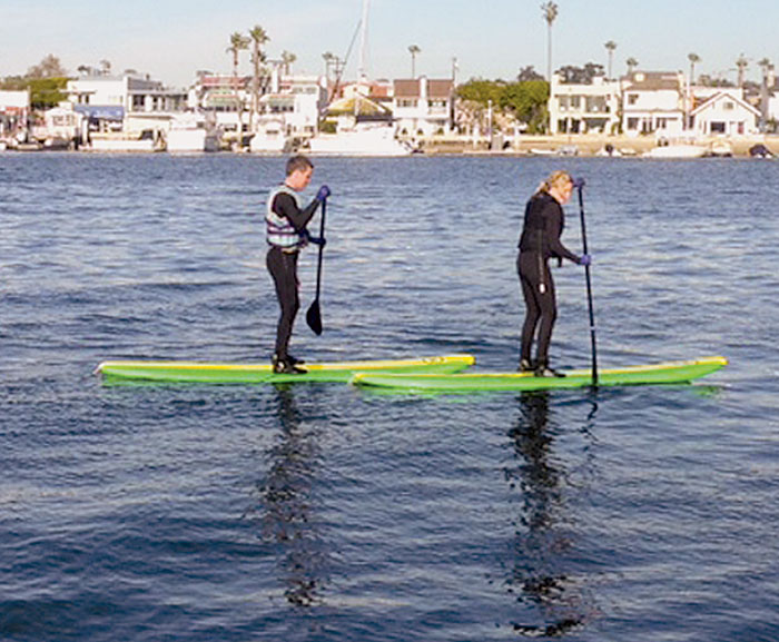 Newport to Host Stand-Up Paddleboard Forum, April 7