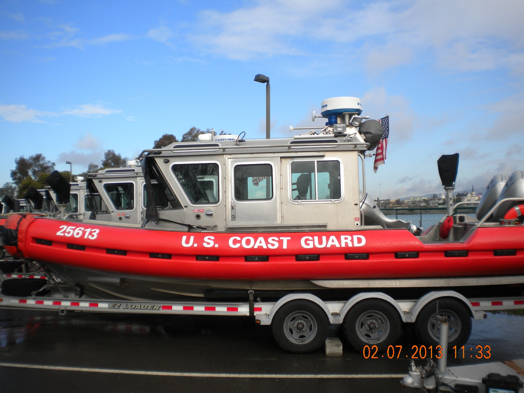 Marina del Rey Harbor Patrol Purchases CG Safe Boats