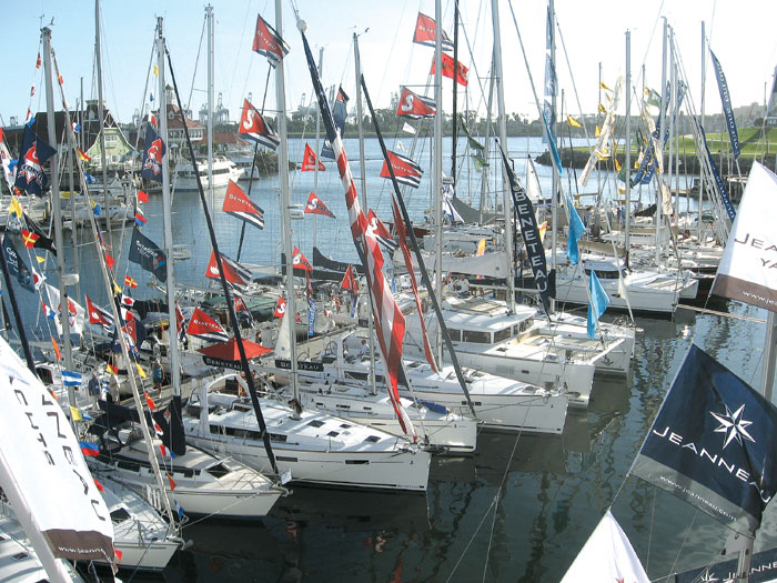 Strictly Sail Long Beach Set for Oct. 24-27
