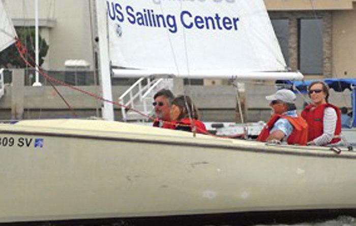 Sail Free at Safe Boating Week Kickoff