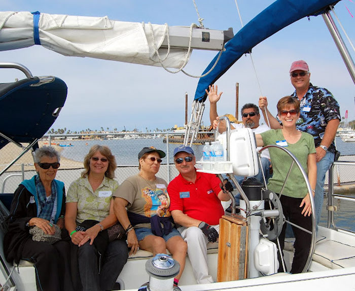 Sail for the Visually Impaired Event Set for Oct. 20