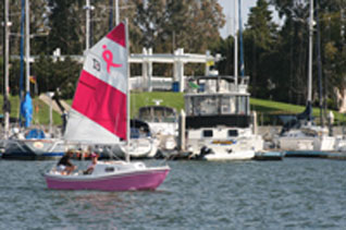 "International Marine Hosts ""Sail for the Cure Day"" Oct. 30"