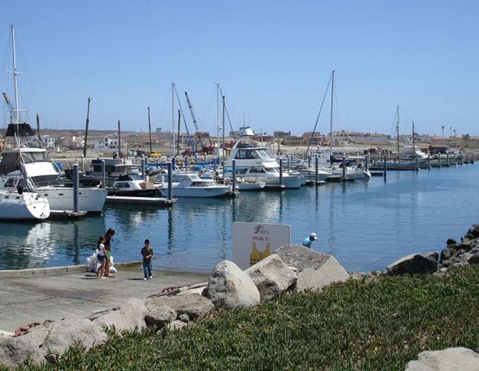 Ensenada Race Boat Grounding Reveals Nav Hazard