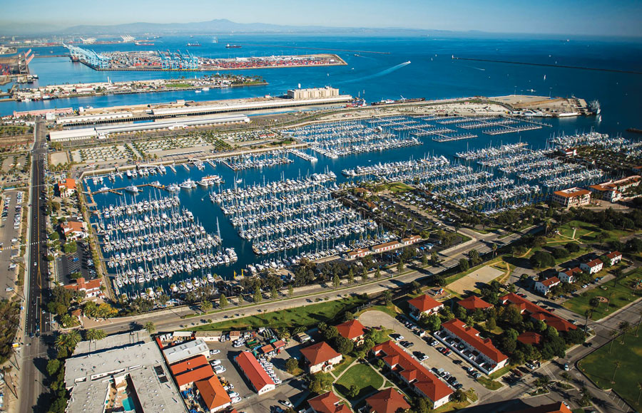 San Pedro waterfront redevelopment might overlook boating interests