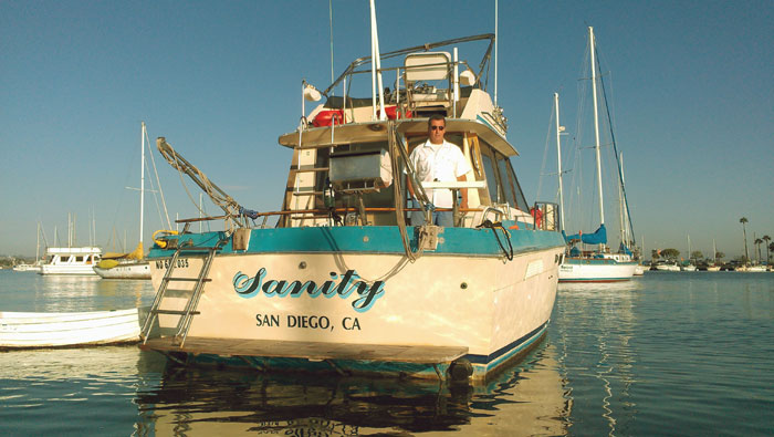San Diego Boater Thankful for Island Rescue