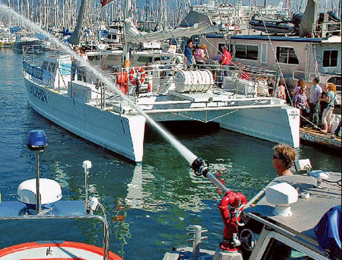 Santa Barbara Harbor and Seafood Festival Set for Oct. 13