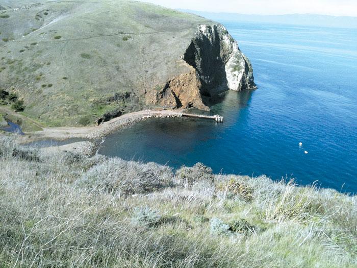 Missing Camper Found Dead on Santa Cruz Island