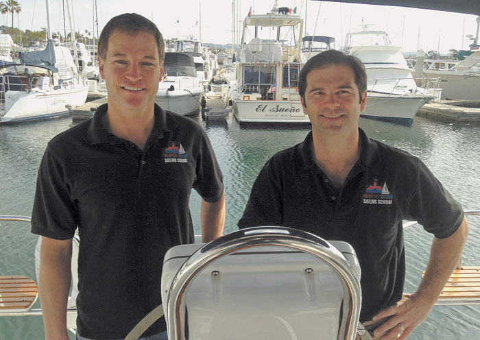 Newport Beach Sailing School Named Outstanding School of the Year