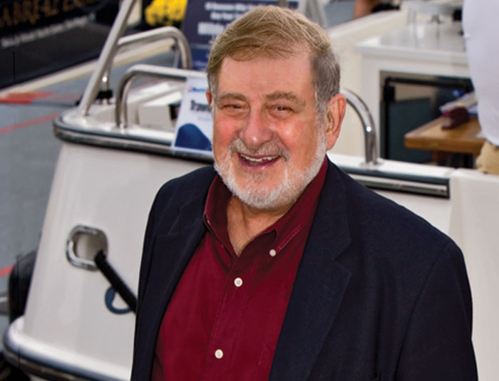 BoatU.S. Founder Richard Schwartz Retires